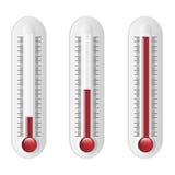 Thermometer vektor abbildung