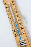 Thermometer Royalty Free Stock Photography