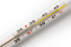 Thermometer 2 Stock Image