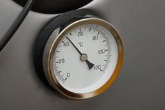 Thermometer stock fotografie