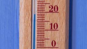 Thermometer stock videobeelden