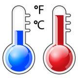 thermometer Lizenzfreies Stockbild