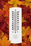 Thermometer Lizenzfreie Stockbilder