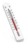 The thermometer Stock Photo