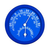 Thermometer hygrometer Royalty Free Stock Photo
