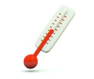 Thermometer icon Stock Images