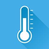 Thermometer icon Royalty Free Stock Photos