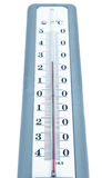 Thermometer isolated Royalty Free Stock Photography