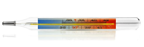Thermometer medical Royalty Free Stock Photography