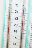 Thermometer. Royalty Free Stock Photography
