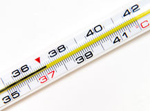 Thermometer new 2 Stock Image