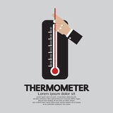 Thermometer For Weather Royalty Free Stock Photography