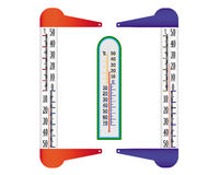 Thermometers Stock Images