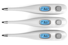 Thermometers Stock Photos