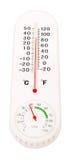 Thermometr Lizenzfreie Stockbilder