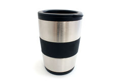 Thermos-чашка стоковая фотография