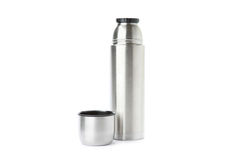 Thermos Stock Photo