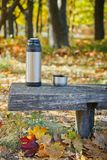 Thermos Royalty Free Stock Images