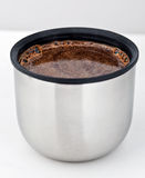 Thermos cup Stock Image