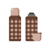 Thermos Flask Icons Royalty Free Stock Images