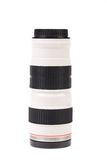 Thermos in the form of lens. Stock Photography