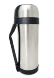 Thermos, vacuum flask Royalty Free Stock Photos