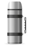 Thermos vector illustration Stock Images