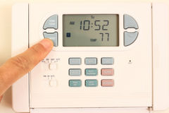 thermostat Royalty Free Stock Photos