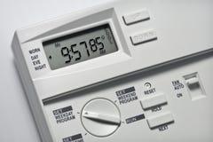 Thermostat 85 Grad kühlen ab Lizenzfreie Stockfotografie