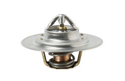Thermostat automobile Image stock