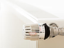 Thermostat Royalty Free Stock Image
