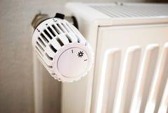 Thermostat d'énergie images stock