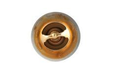 Thermostat de moteur de voiture Image stock