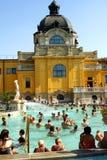 Therms de Budapest Imagens de Stock Royalty Free