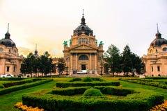 Therms de Budapest Imagem de Stock Royalty Free