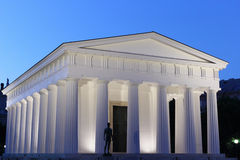 Theseus-Tempel Royalty Free Stock Images