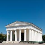 Theseus temple in park Volksgarten in Vienna Stock Image