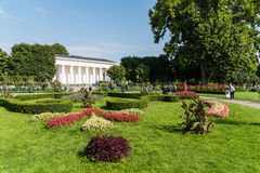 Theseus Temple In Vienna Royalty Free Stock Photography