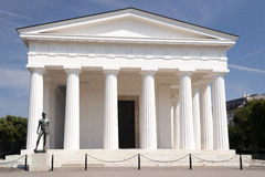 Theseus Temple Royalty Free Stock Photos
