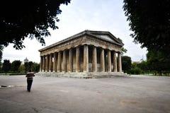 Theseus Temple in Volksgarten, Stock Photos