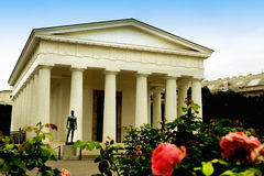 Theseus Temple in the Volksgarten, Vienna, Austria Royalty Free Stock Photography