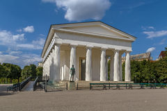 Theseus Temple in the Volksgarten, Vienna Stock Photography