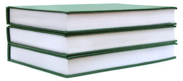 Thesis papers Stock Image