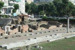 Thessalonica agora Zdjęcia Stock