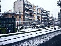 thessaloniki fotografie stock