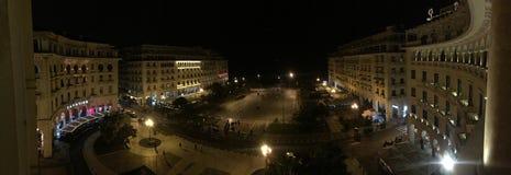 thessaloniki Royaltyfri Foto