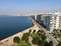 thessaloniki Stockfoto