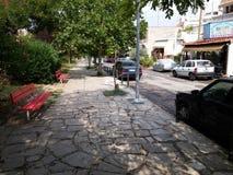 thessaloniki fotografia stock