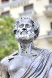 Thessaloniki. Aristotle Sculpture Royalty Free Stock Image
