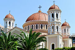 Thessaloniki Cathedral Royalty Free Stock Images